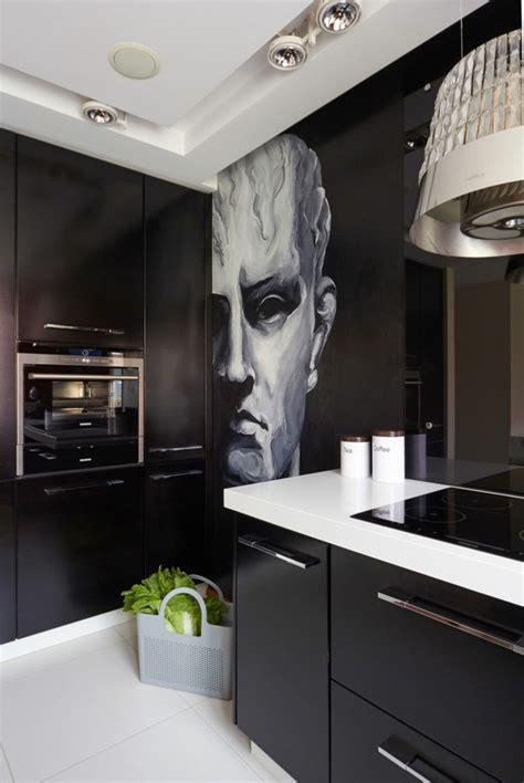 cuisine architecture déco maison en pour un appartement moderne vivons