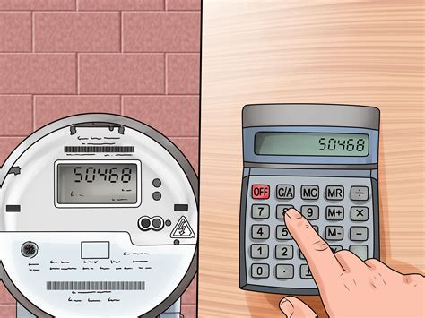 How Read Electric Meter Steps With Pictures