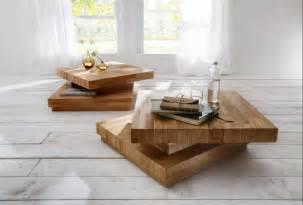 moderne couchtische design couchtisch holz rund aus natürliche walnuss inklusive ablageboden