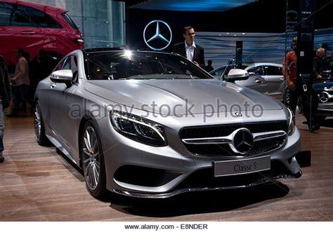 German Luxury Car Stock Photos & German Luxury Car Stock