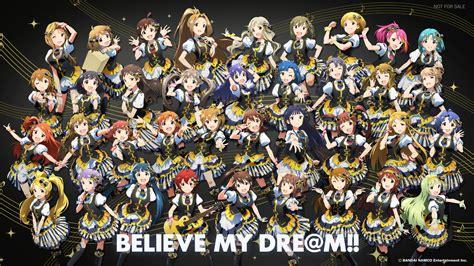 Idolmaster Cinderella Girls Wallpaper アイドルマスター ミリオンライブ バンダイナムコエンターテインメント公式サイト