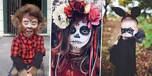Maquillage Halloween Enfant Facile : enfants 10 id es de maquillages halloween faciles ~ Nature-et-papiers.com Idées de Décoration