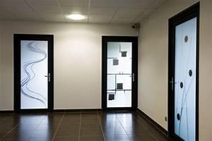 portes interieures modernes ou classiques lorraine moselle With changer les portes interieures
