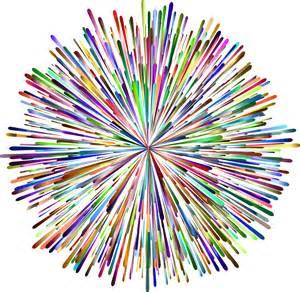 Free Fireworks Clip Art No Background