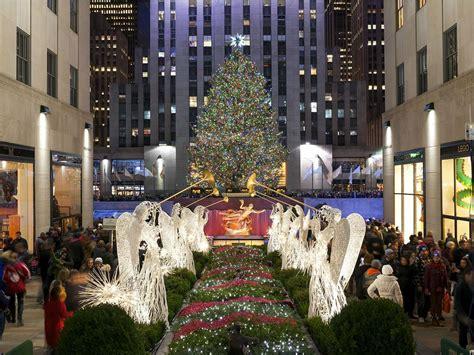 nbc christmas tree lighting 2017 christmas tree lighting 2017 front center at