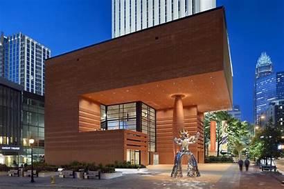 Museum Bechtler Mario Botta Modern Charlotte Architecture