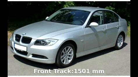 2007 Bmw 330i Automatic (us) E90 Power Equipment Top Speed