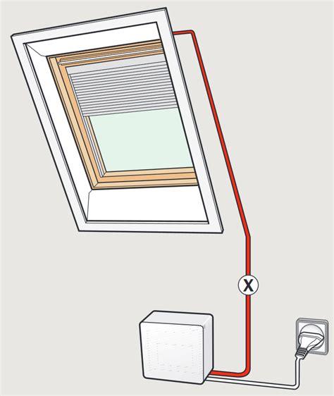 Dachfenster Mit Rolladen 116 by Steuersystem Velux Integra Kux 110 Baubay De