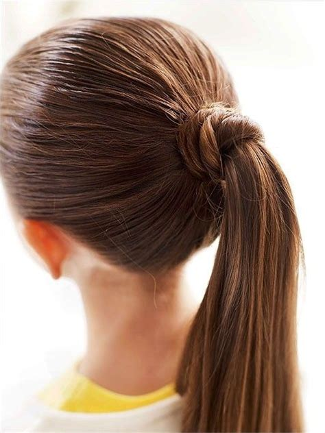 Kid Ponytail Hairstyles by Hairstyles For Aged 13 Everlasting Hairstyle