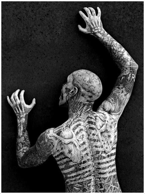 Weird Full Body Tattoo Designs OR Ideas...