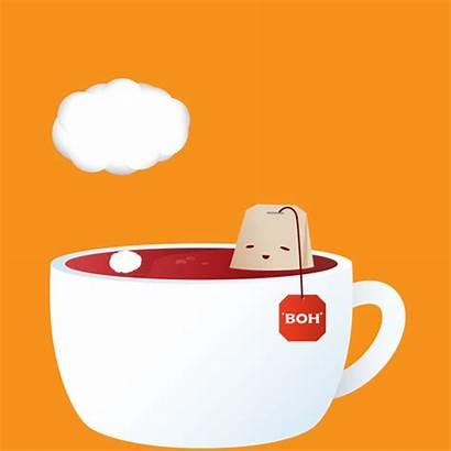Tea Boh Giphy Breathe Gifs Mood Drink