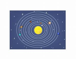 Solar System in Order From the Sun - Pics about space