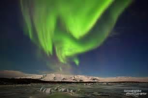joekulsarlon northern lights iceland europe synnatschke photography