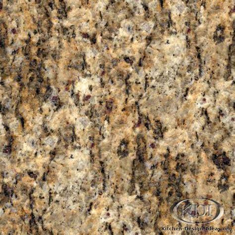 santa granite kitchen countertop ideas