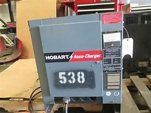 Hobart 24v Accu 240  480v 1ph