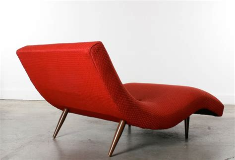 chaise sixties adrian pearsall wave chair or chaise longue 1960s at 1stdibs