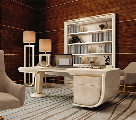 accessoires de bureau de luxe meubles contemporains meubles sur mesure hifigeny