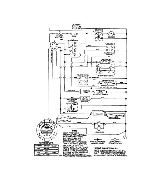 Craftsman Lt4000 Wiring Diagram by Craftsman Lt 4000 Engine Diagram Downloaddescargar