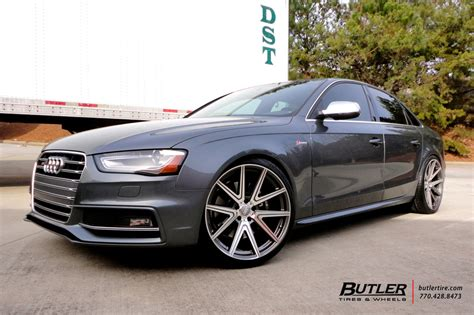 audi    tsw rouge wheels exclusively  butler