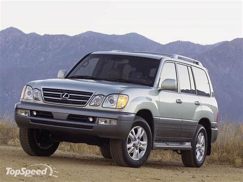 Lexus Lx Picture by 2006 Lexus Lx 470 Picture 8971 Car Review Top Speed