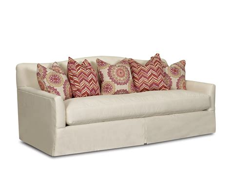 sofa bench seat cushion transitional stationary sofa with bench seat cushion