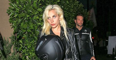 Lady Gaga And Bradley Cooper Head To Dinner On His