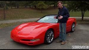 Review  2000 Chevrolet Corvette Convertible