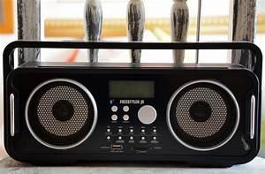 Freestyler Black Radio Stereo  U00b7 Free Stock Photo