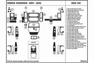 Dl Auto U00ae Dodge Durango 2001