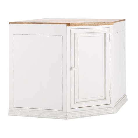 element de cuisine d angle cuisine meuble angle caisson pan 45 2 tagres meuble