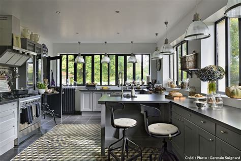 cuisine style atelier artiste cuisine style atelier stunning separation cuisine style
