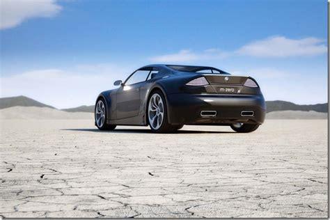 Bmw M-zero, Un Concept Car D'exception [photos]