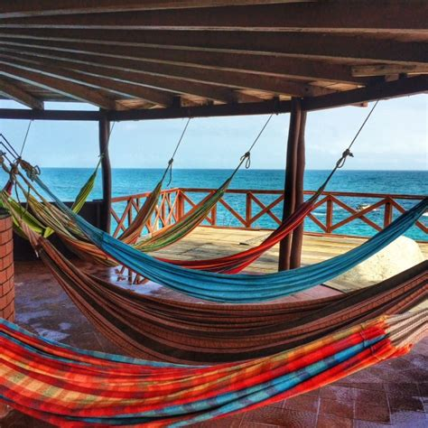 Tayrona Hammock by The Best Places To Visit In Colombia Indiana Jo