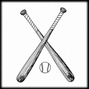 Baseball Bat Clipart - Clipartion.com