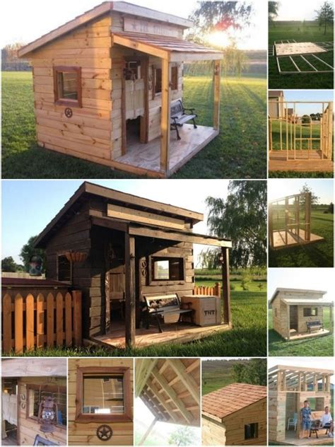 genius woodworking project build  western saloon kids
