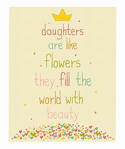 104 best images... Daughter Flower Quotes