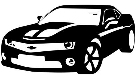 Sports Car Silhouette Clip Art