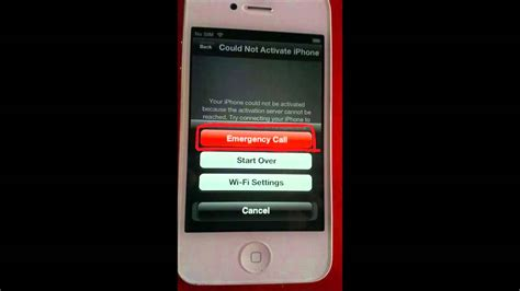 how to activate iphone 4s activate iphone 4s without sim card