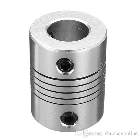 mm  mm aluminum flexible shaft coupling cnc stepper motor coupler connector