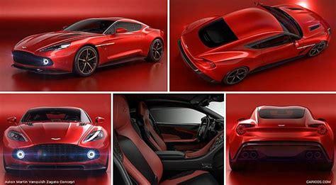 Gambar Mobil Aston Martin Vanquish by Modifikasi Mobil Sport Terbaru Vanquish Zagato Concept