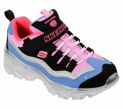 Skechers Shoes Lights Ice Snow Spark Lites