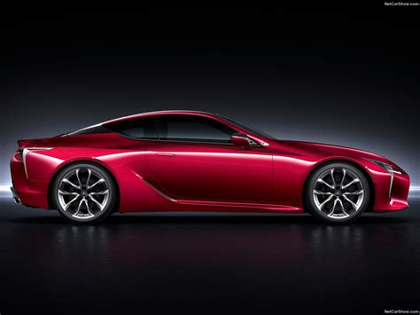 Lexus Lc Picture by Lexus Lc 500 2017 Picture 31 Of 81