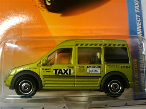 Ford Transit Connect 2018 Matchbox Cars Wiki