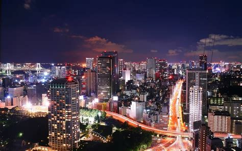Hd Wallpaper Of Tokyo Available Here