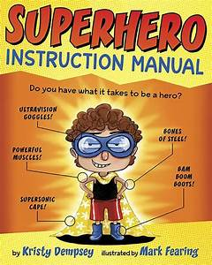 Superhero Books For Kids That Are A Must