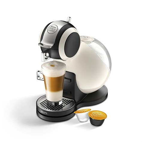 dolce gusto nescafe dolce gusto melody 3 manual coffee machine by krups ivory ebay