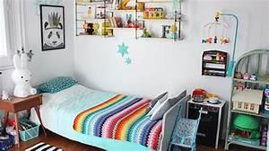 deco chambre enfant amenagement plans cote maison With les chambre des garcon
