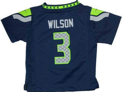 seattle seahawks russell wilson nike nfl infant game