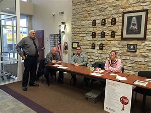 Sheriff's Office Hosts Blood Drive   Kankakee County Sheriff
