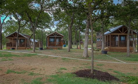 grapevine cabins coves park and cground flower mound tx Lake